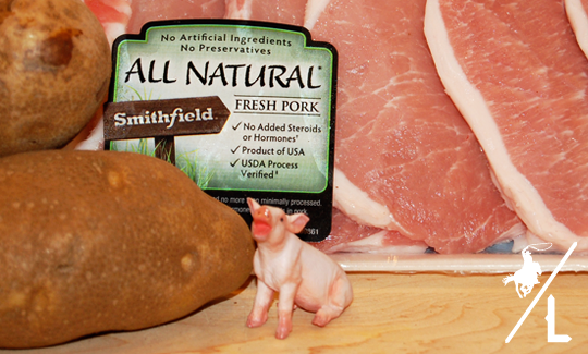 smithfield pork products