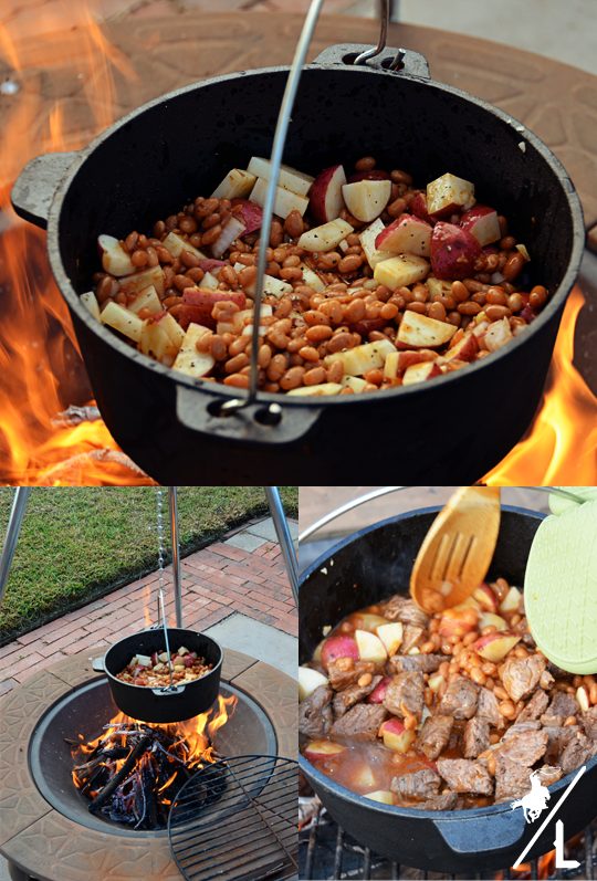 How to make Campfire Stew Recipe