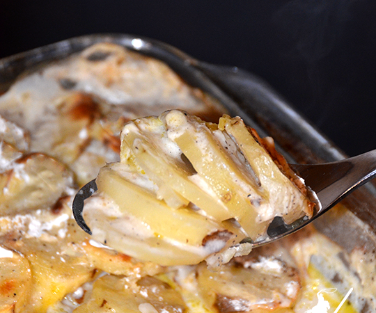Mouth Watering Scalloped Potatoes