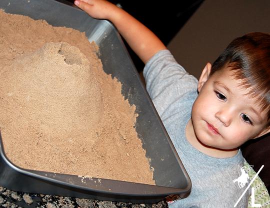 Fun Sand Volcano