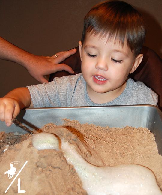 sand volcano
