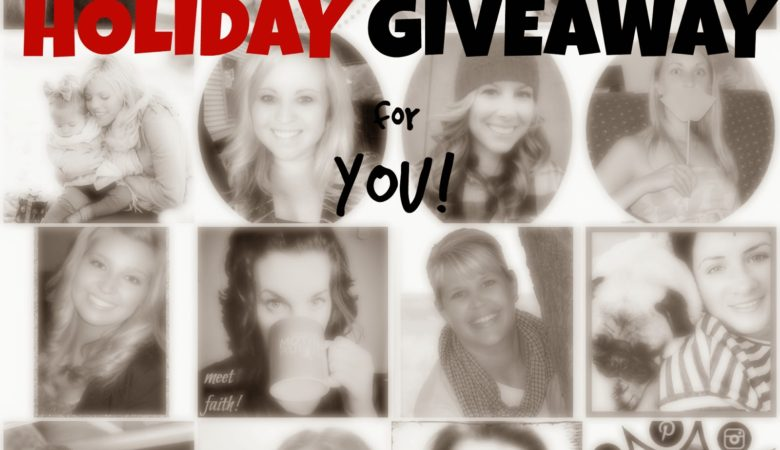 Making Spirits Bright {Giveaway}