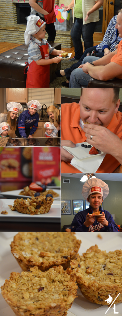 Honey bunches of oats bake at home