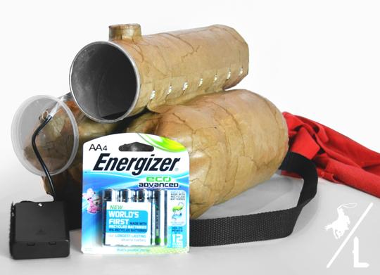 Energizer EcoAdvanced AA batteries
