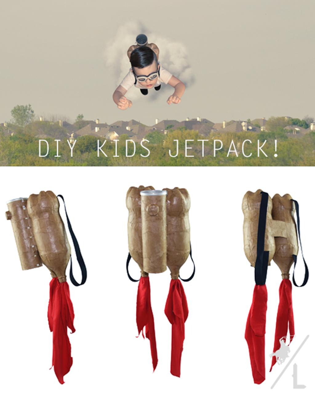 Kids Jetpack