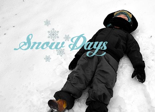 Winter Is Snow Much Fun!