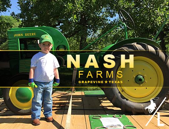 nash farms grapevine, texas
