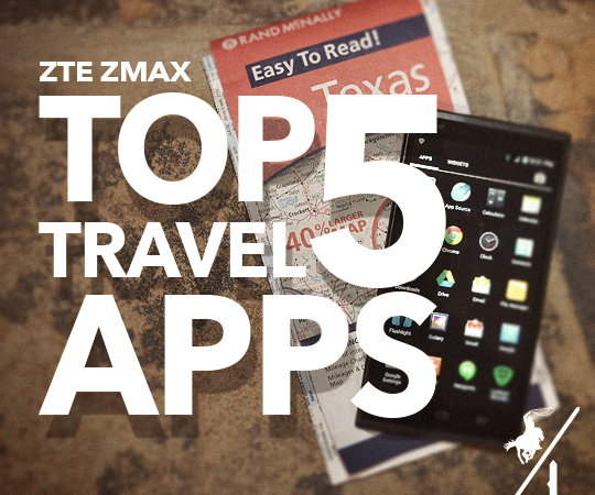 Top 5 Travel Apps