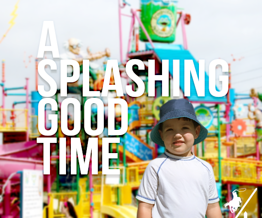 A Splashing Good Time