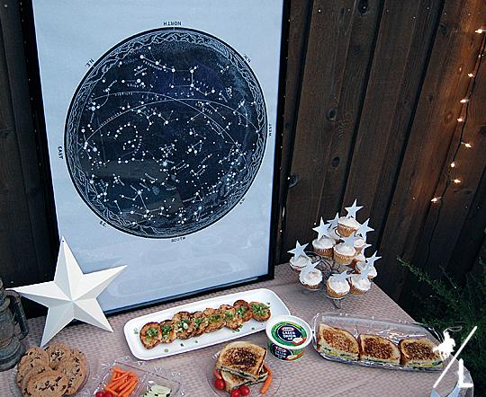 Star Gazing Party