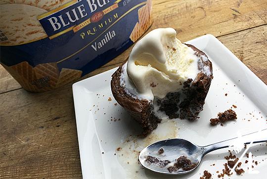 Brownie Bowl Recipe