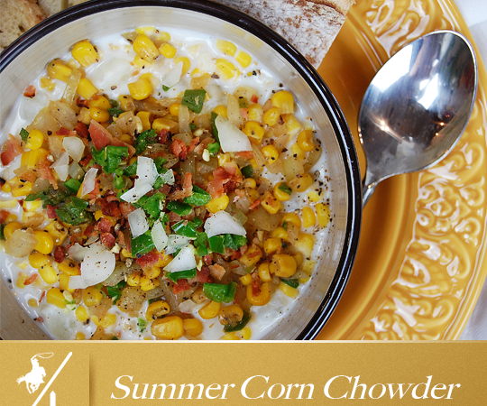 Summer Corn Chowder