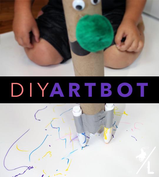 DIY Art Robot