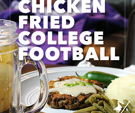 Chicken Fried College Football