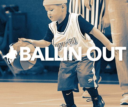He's A Baller!