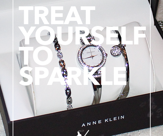Treat Yourself to Sparkle