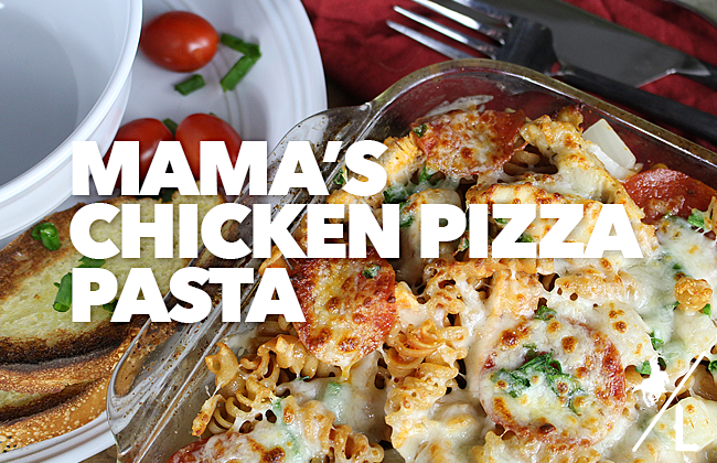 #ad Chicken Pizza Pasta