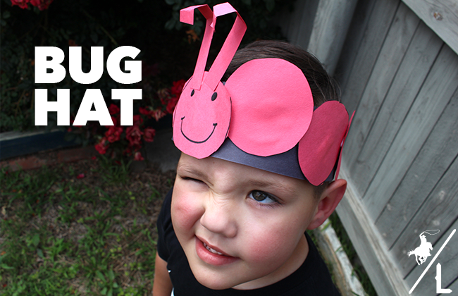Bug Hat Craft