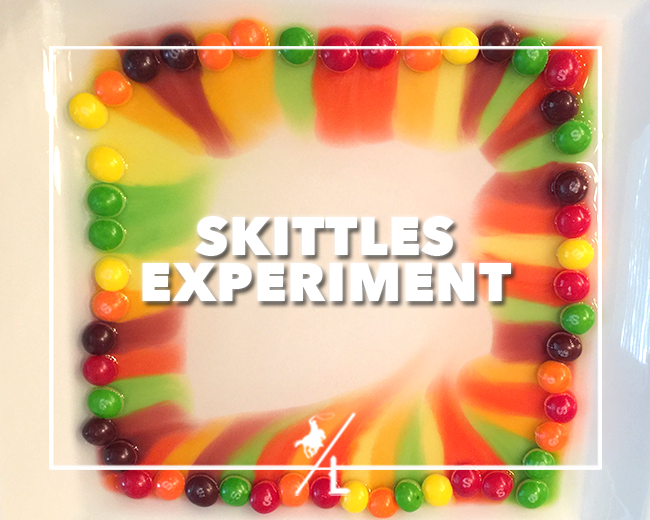 Skittles Science Experiment
