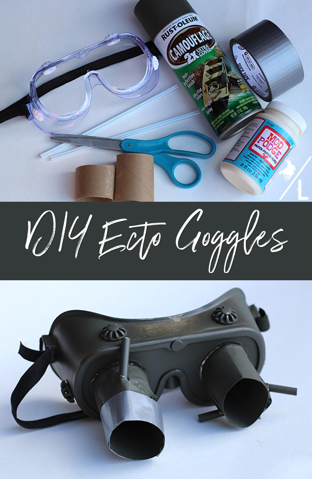DIY Ecto Goggles