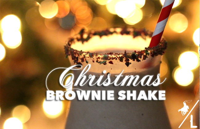 Brownie Shake Recipe