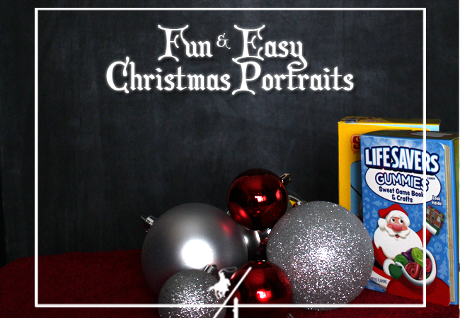Fun & Easy Christmas Portraits