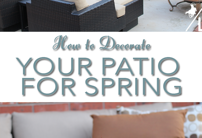 How To Get Your Patio Ready For Spring