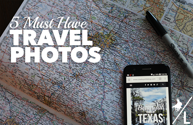 5 PHOTOS TO TAKE ON A ROAD TRIP