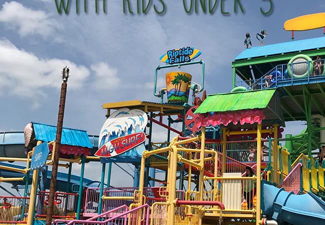 Water Park Fun With Kids Under 5