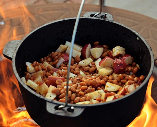 How to make Campfire Stew Recipe