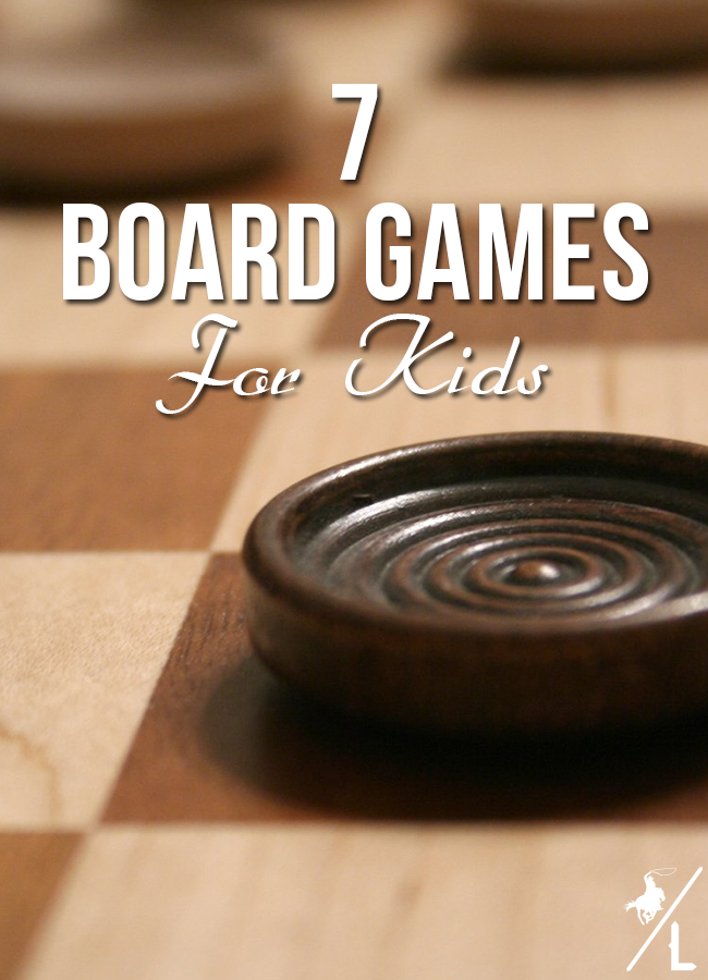 Top 7 Family Board Games