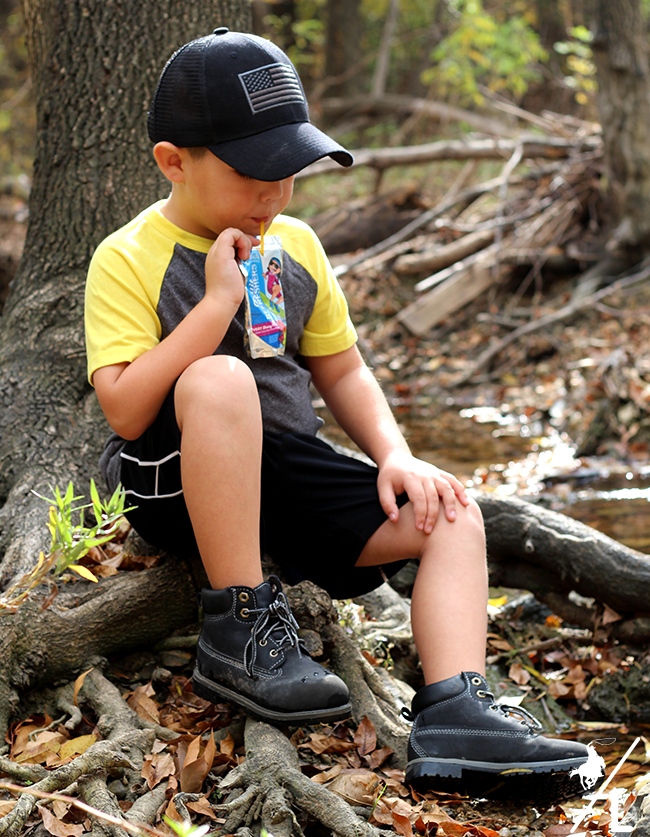 Hiking Essentials with Kids