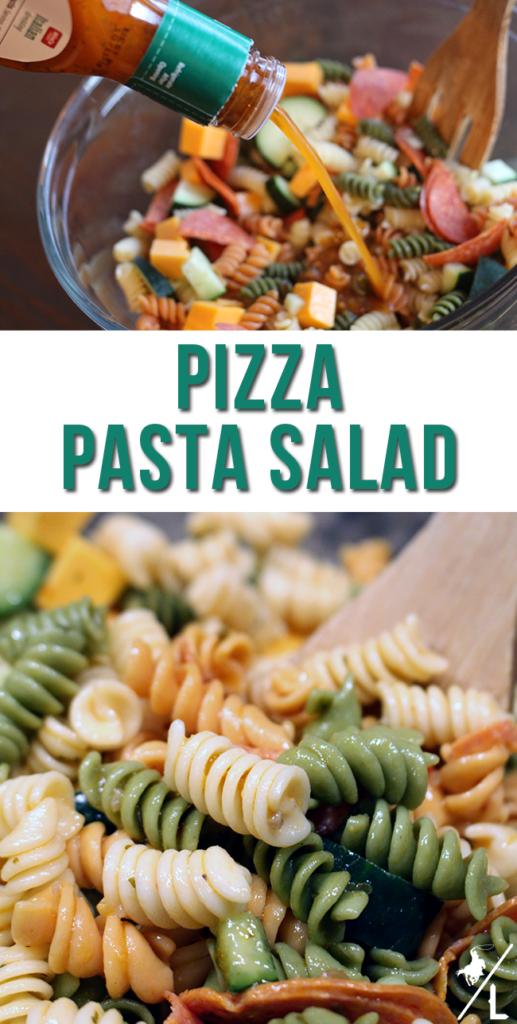 Pizza Pasta Salad | pasta salad | pasta | salad #pastasalad #pasta #pizzapasta
