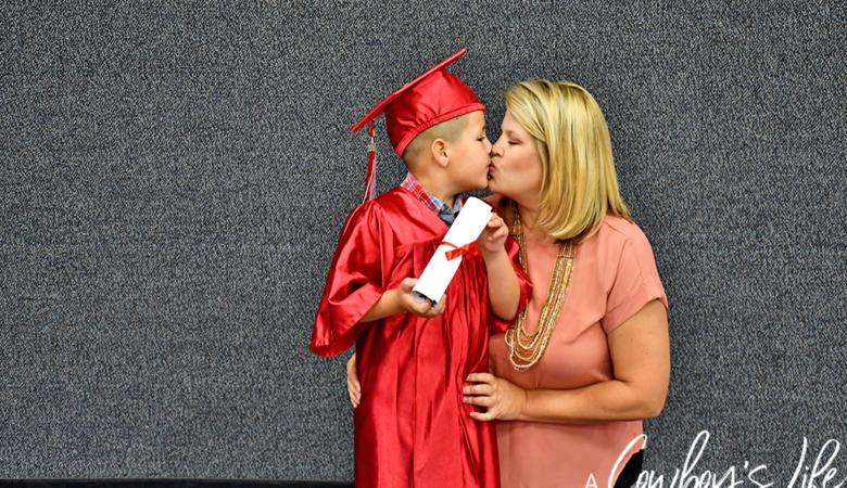 My Baby Graduated!
