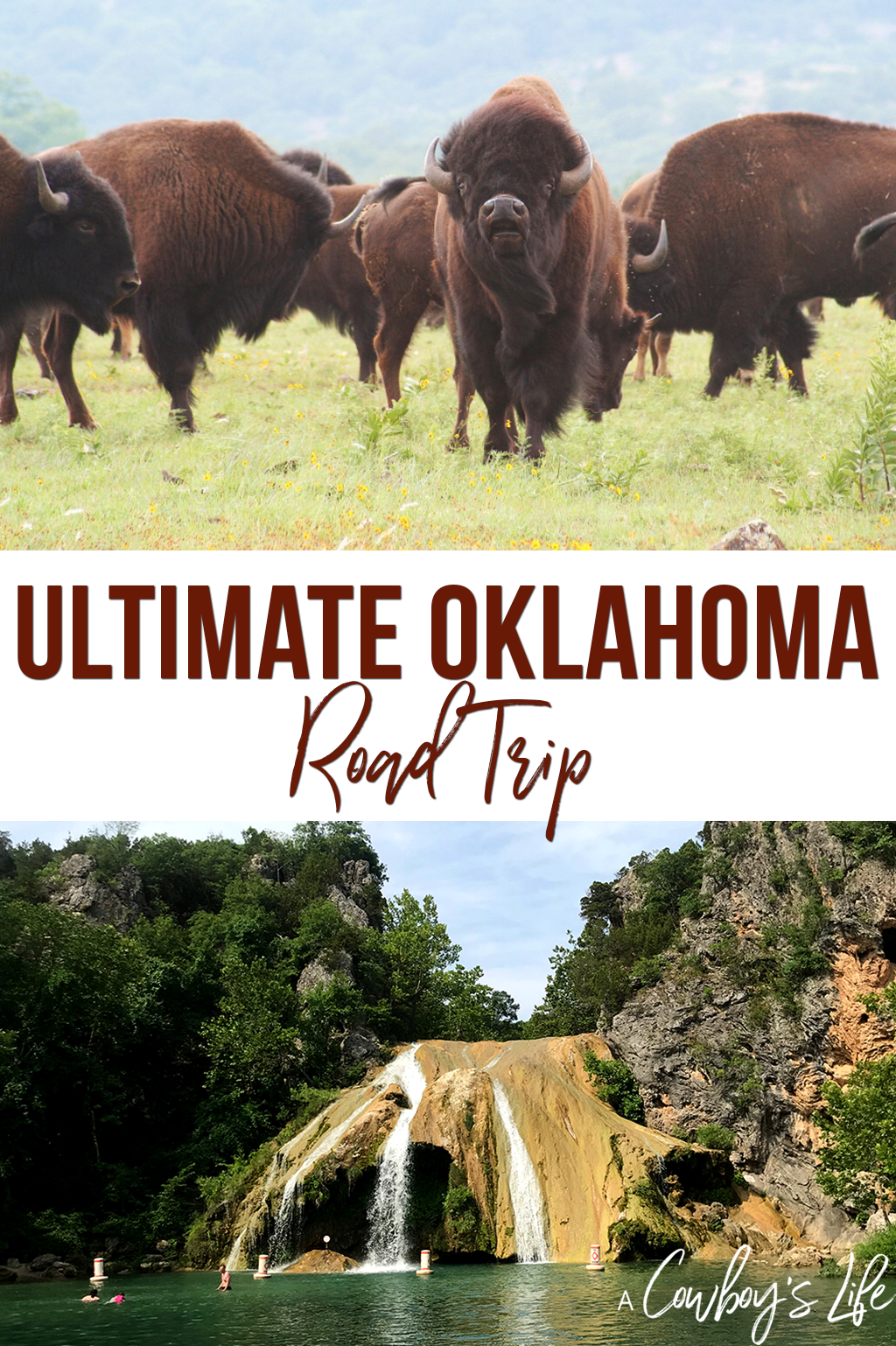 Places to visit during an Oklahoma Road Trip