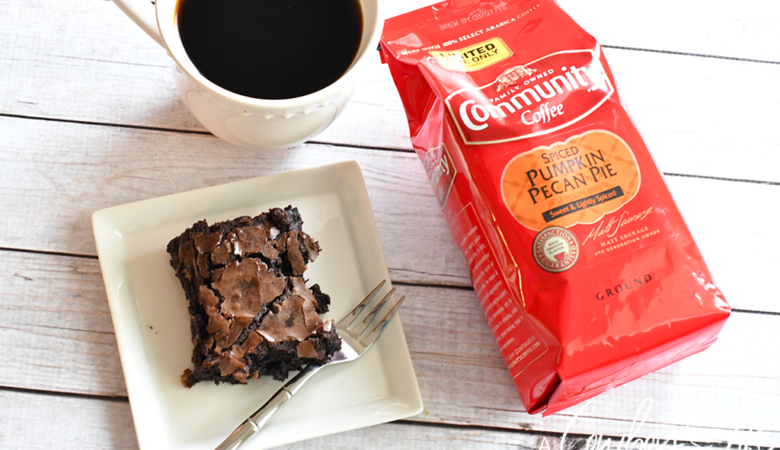 Easy Coffee Brownies