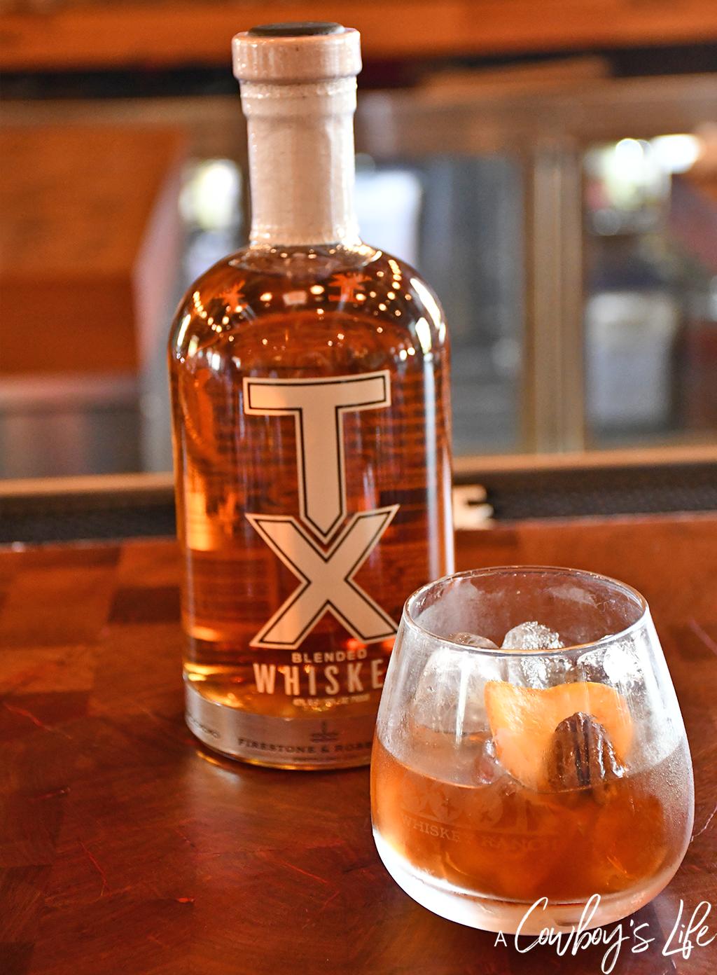 TX Whiskey Tour