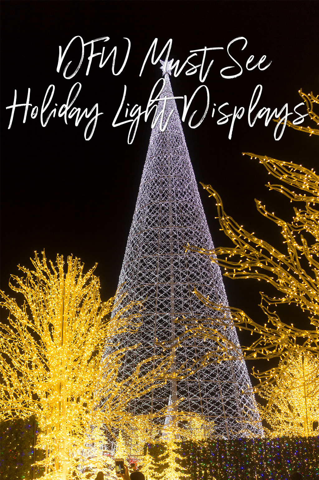 Must see Holiday lights in DFW