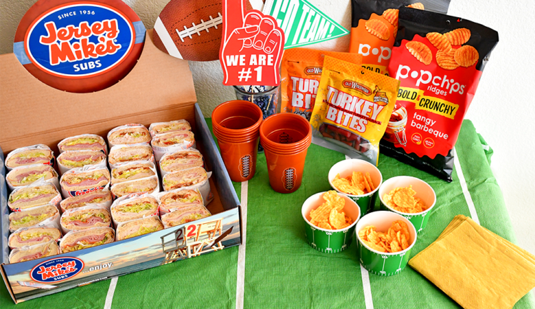 Best food to serve at your Game Day party