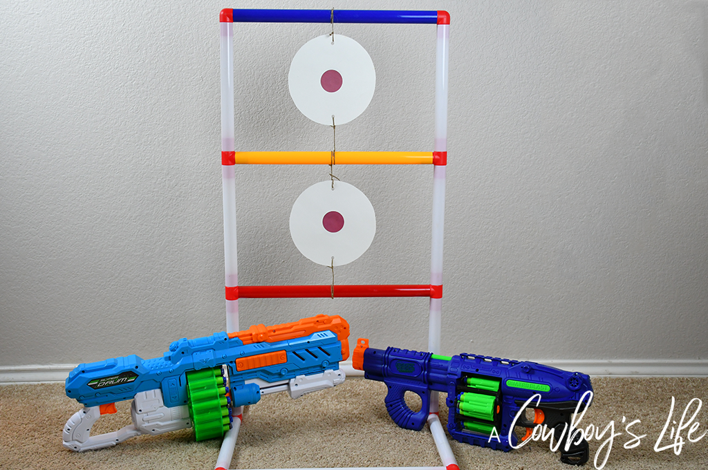 photo relating to Nerf Gun Targets Printable named Do it yourself Nerf Aim