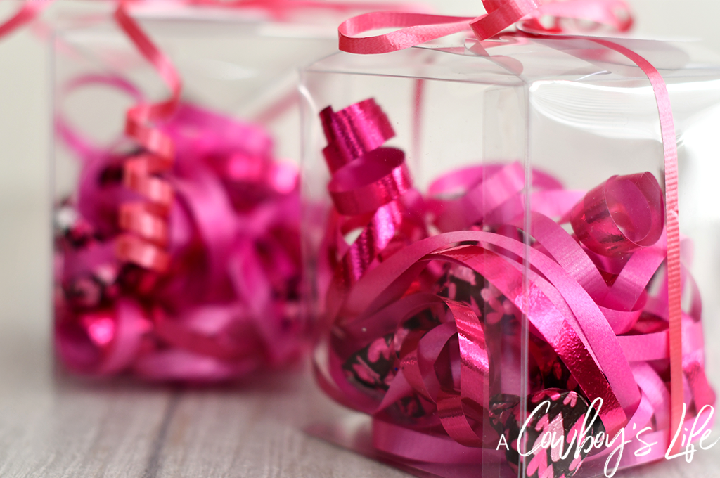 How to make 'I Lava You' Valentine's treat boxes