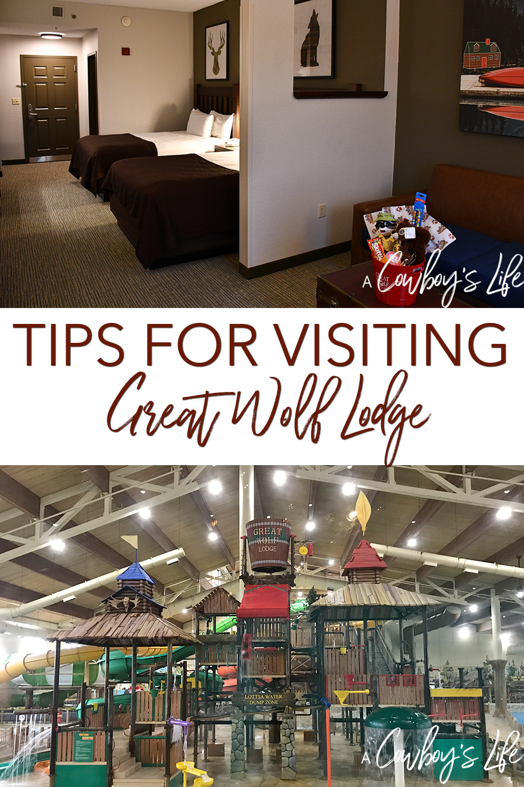 The Ultimage guide to Great Wolf Lodge