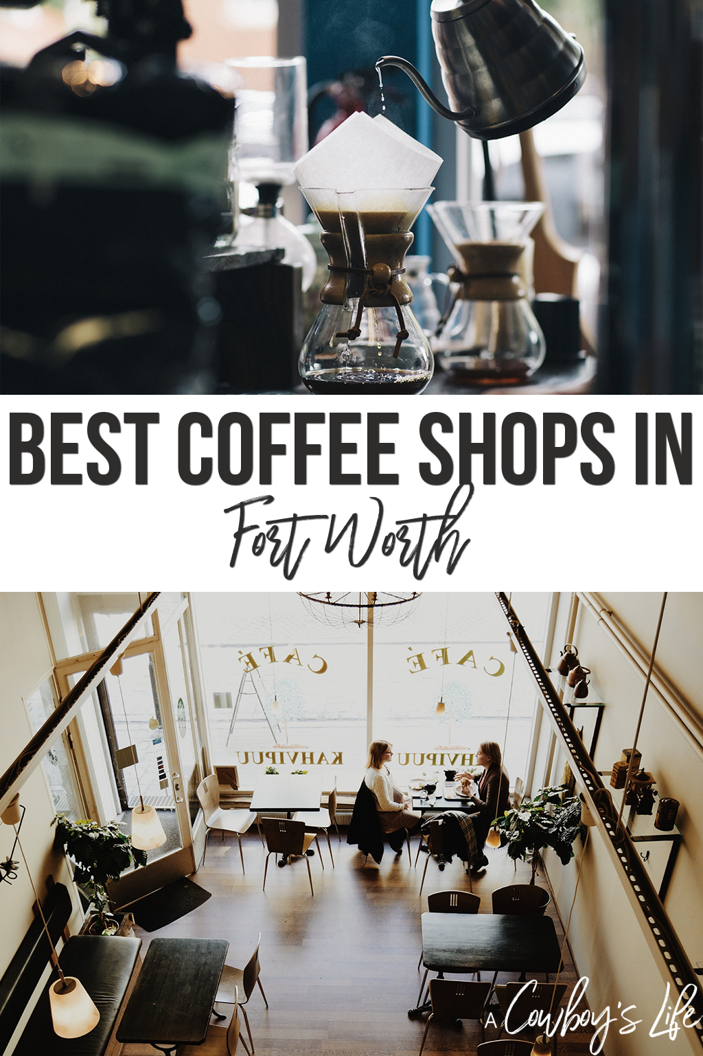 Best Coffee Shops in Fort Worth