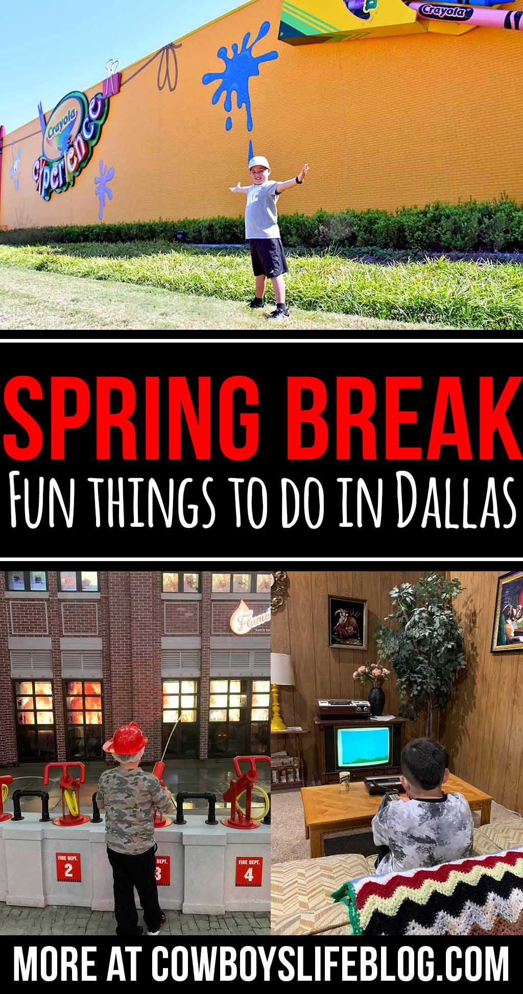 Things to do in Dallas for Spring Break