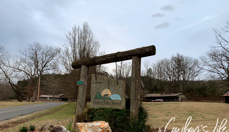 Where to stay in Hot Springs? Panther Valley Ranch! It's the perfect and charming ranch in Arkansas. #hotsprings #visitarkansas #vacation
