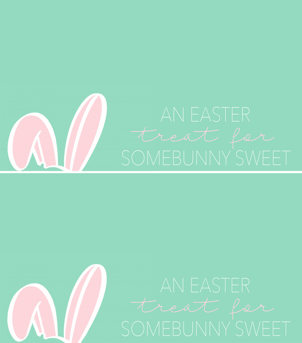 photograph relating to Free Printable Easter Gift Tags named No cost Printable Easter Present Tags - A Cowboys Lifestyle