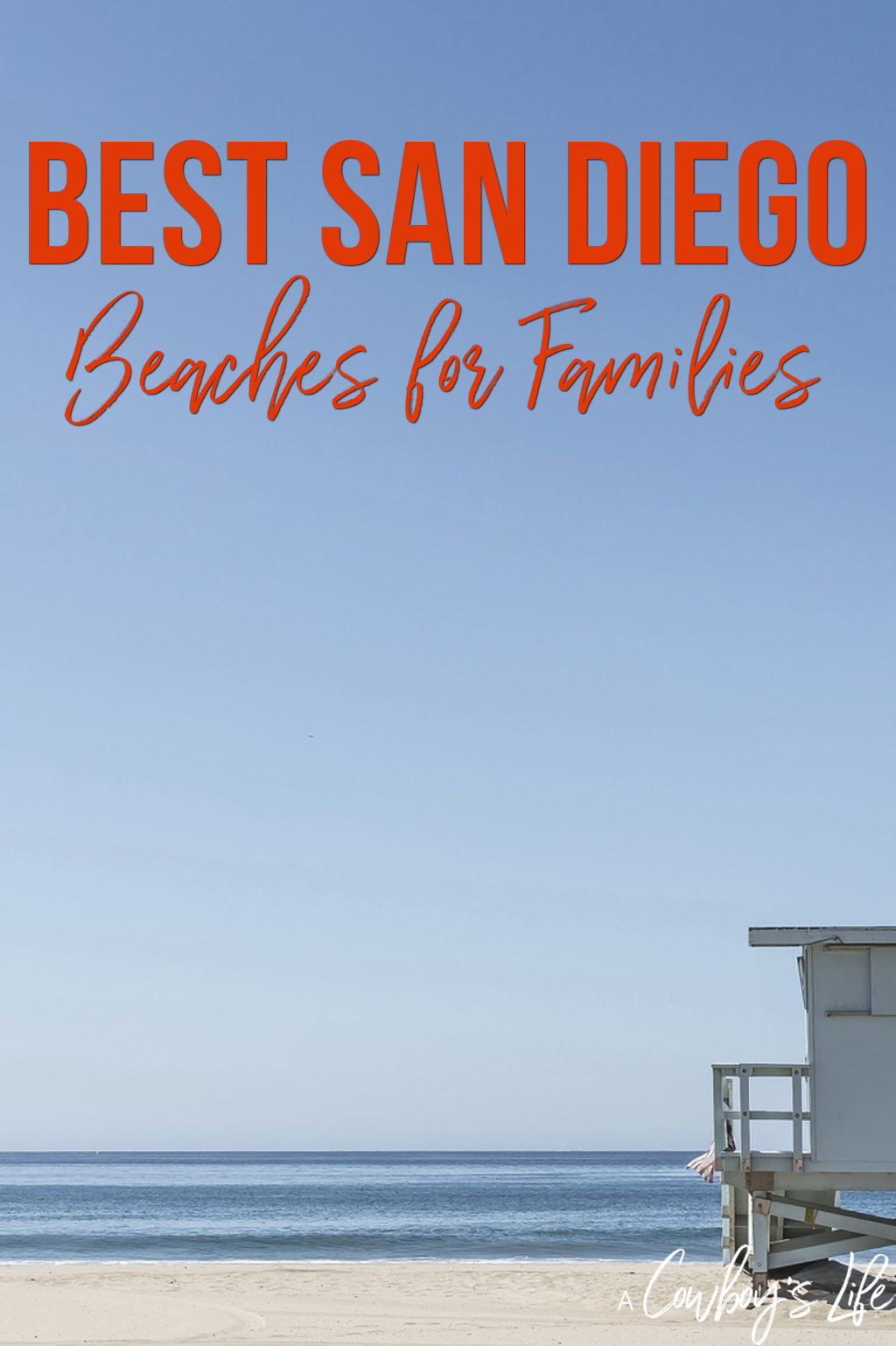 Best San Diego Beaches for Families | San Diego Vacation | Beach Vacation | California Beaches | San Diego Beaches | Southern California #sandiego #sandiegovacation #californiabeaches #beachvacation