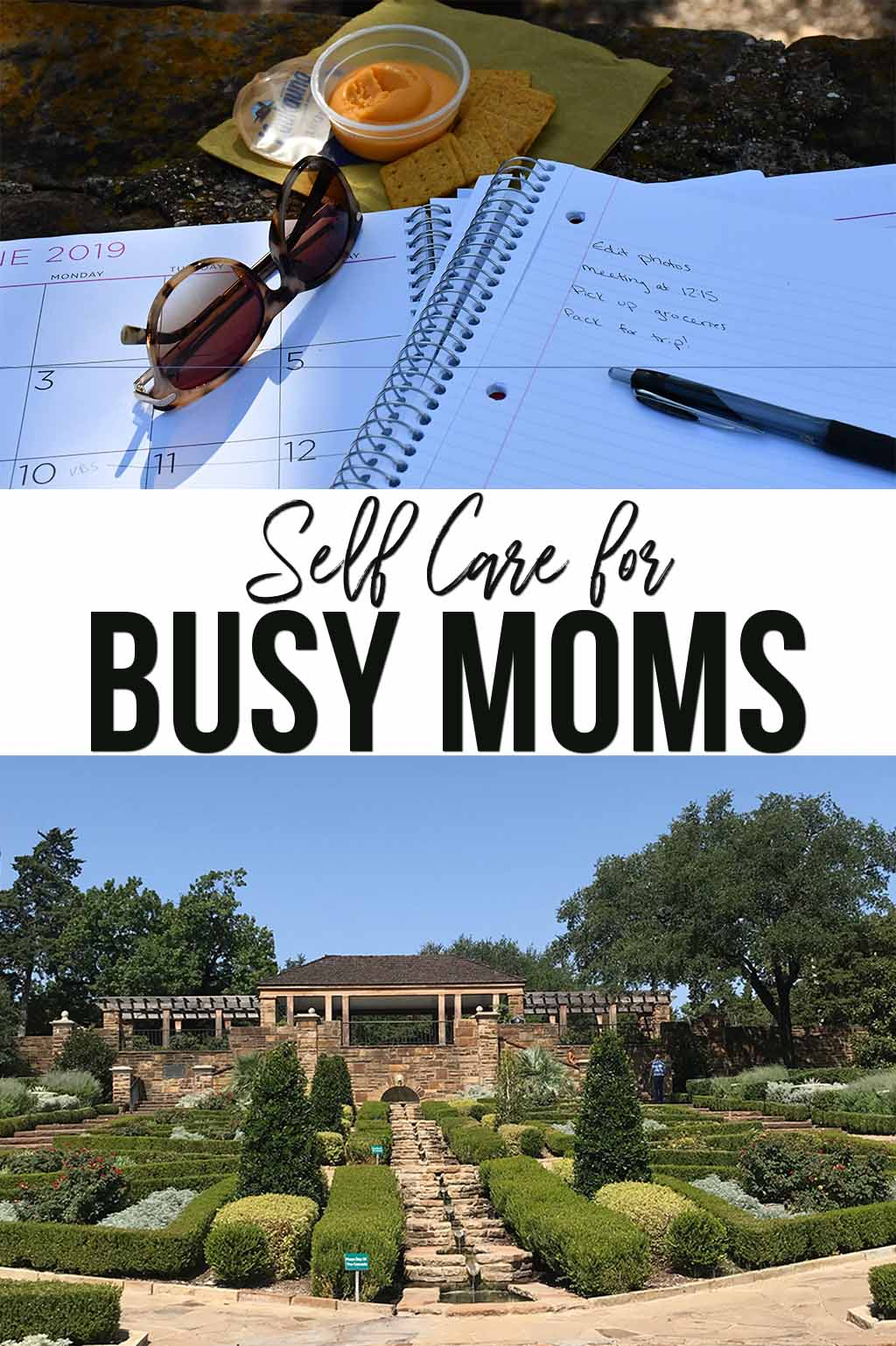 Tips for finding me time for busy moms