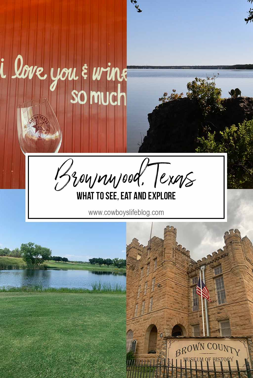 What to eat, see and do in Brownwood, Texas | travel Texas | family vacation | Brownwood, Texas | Texas small towns #visitbrownwood #traveltexas #feelslikehome