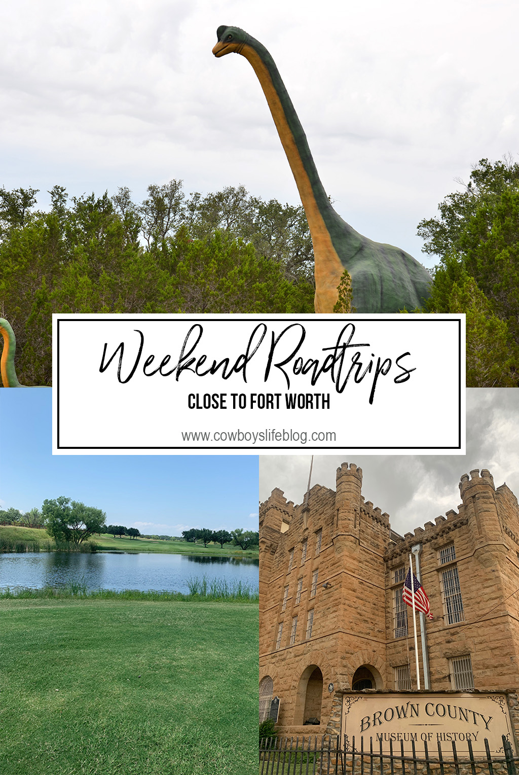 7 Texas Weekend Roadtrips